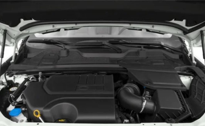 2021 Land Rover Discovery Engine