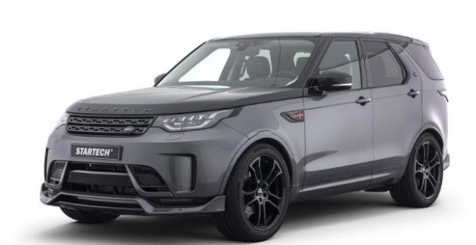 2021 Land Rover Discovery 5 Exterior