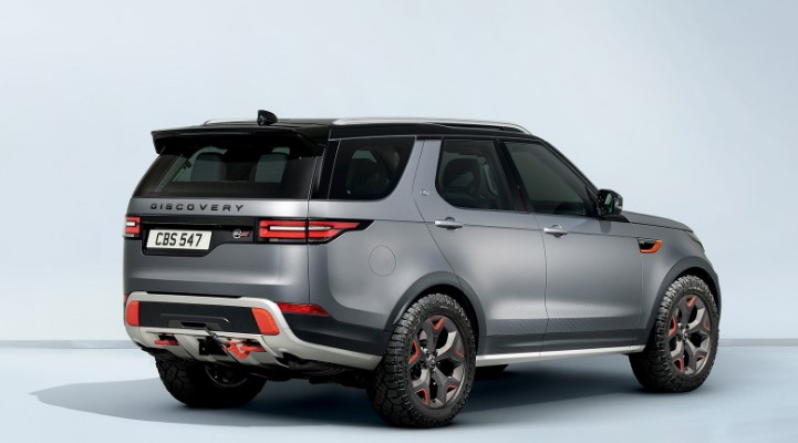 2021 Land Rover Discovery SVX Price, Release Date, For ...
