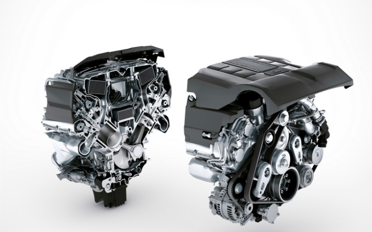 2021 Range Rover SV Engine