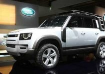 Land Rover Defender 2021 Exterior